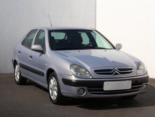 Citroën Xsara 1.4i, Serv.kniha, ČR hatchback benzin