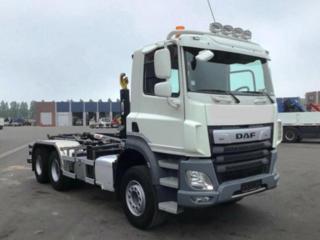 DAF 2019, 13000 ccm, 355 kW pro přepravu kontejnerů - 1