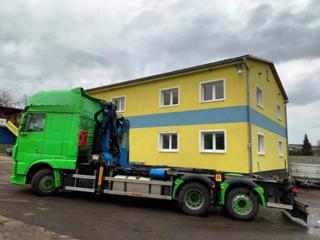 DAF pro přepravu kontejnerů