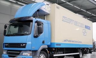 DAF LF 45.220  EURO 5 izotherm