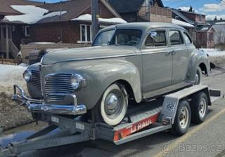 Dodge Ostatní D19 1941 sedan