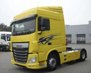 DAF xf 460 hydraulika EURO 6 tahač