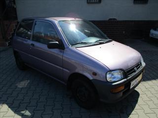 Daihatsu Cuore 0,9 i  LETNÍ + ZIMNÍ KOLA hatchback benzin