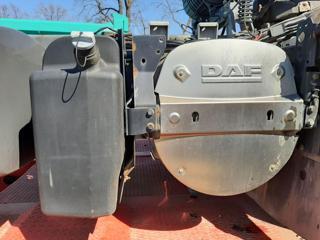 DAF CF85.410 6x2, Katalyzátor podvozek