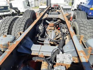 DAF CF85.410 6x2, Z.hnací náprava podvozek