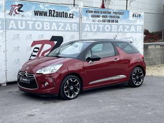 DS Automobiles DS3 HDi 82kW+PO SERVISE hatchback