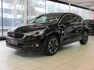 DS Automobiles DS4 1.6 HDi SO CHIC CZ/Navi/Cam/KESSY/L hatchback