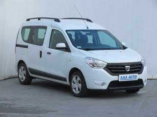 Dacia Dokker 1.5 dCi 66kW pick up nafta