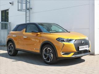 DS Automobiles DS3 Crossback 1,2 PT 8AT S&S 130k  Grand CHIC SUV benzin