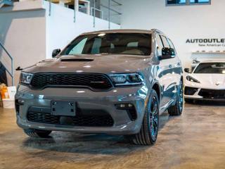 Dodge Durango 5.7 R/T BlackTop Tech Grp 2021 SUV benzin