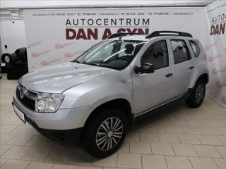 "Dacia Duster 1,6 i ""Ice"" TOP STAV SUV benzin"