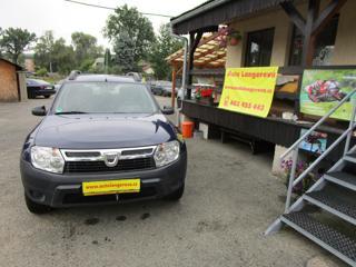 Dacia Duster 1,6 benzín 77kw SUV