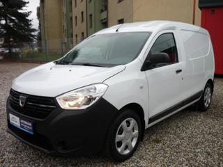 Dacia Dokker 1,6 SCE 75KW 1.maj CZ Klima Tažné užitkové