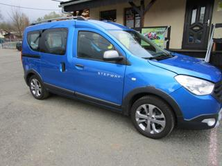 Dacia Dokker 1,2 Tce VAN