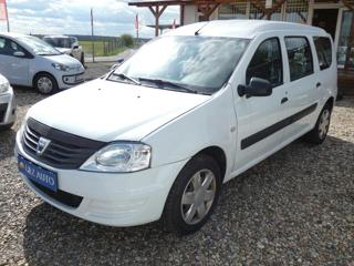 Dacia Logan 1,5 DCi kombi nafta