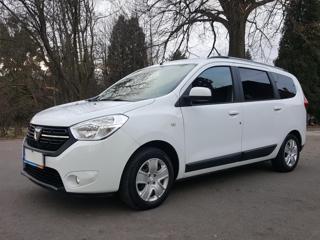 Dacia Lodgy 1.6 SCe 75 kW LPG S&S Arctica 7 mís kombi