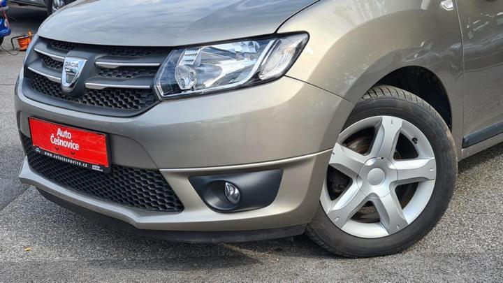 Dacia Logan 1,0 SCE 66 KW  Klima kombi