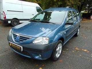 Dacia Logan 1.5DCI,ČR.,1.MAJ.,SERVISKA kombi