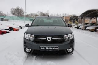 Dacia Logan 1.0i, záruka !!, příplatková výbava sedan