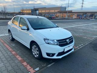Dacia Logan 1.2 16V ČR nová STK sedan