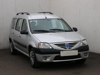 Dacia Logan 1.4i, Serv.kniha, ČR sedan benzin