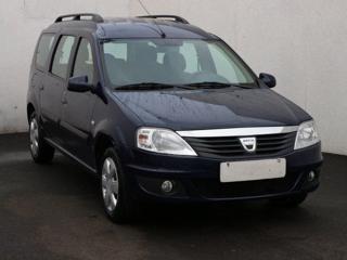 Dacia Logan 1.0i, 1.maj, ČR sedan benzin