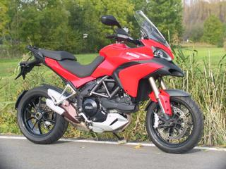 Ducati enduro silniční