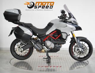 Ducati 2019, 937 ccm, 83 kW enduro silniční
