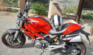 Ducati 2016, 696 ccm nakedbike