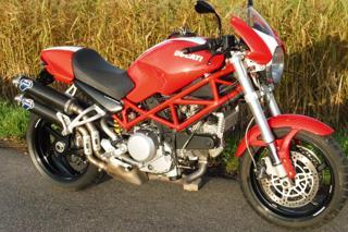 Ducati nakedbike