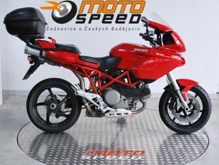 Ducati 2008, 1079 ccm, 63 kW silniční cestovní