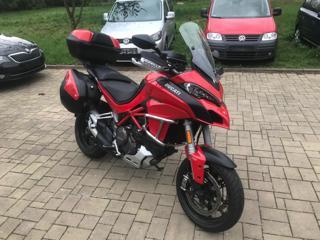 Ducati PLNÁ VÝBAVA +ORIGINÁL KUFRY silniční cestovní