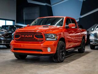Dodge RAM 5,7 V8 R/T BLACK ED KŮŽE 20ALU pick up benzin