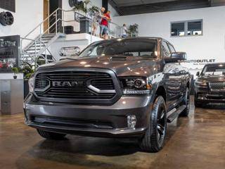 Dodge RAM 5.7 V8 R/T BLACK ED KŮŽE LPG pick up LPG + benzin