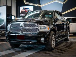 Dodge RAM 5.7 Limited PaceEdwards HEMI pick up benzin