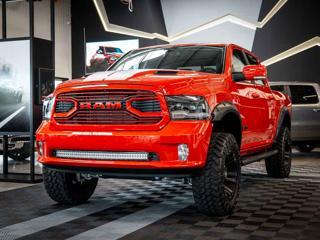 Dodge RAM 5.7 V8 R/T LIFTED MAGNAFLOW pick up benzin