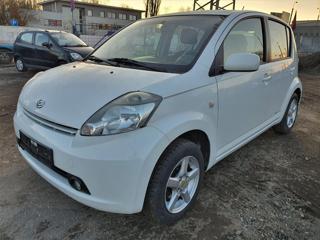 Daihatsu Sirion 1.0i,4XAIRBAG,KLIMA,EL.OKNA hatchback
