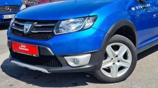 Dacia Sandero 1,5 DCI 66Kw STEPWAY hatchback