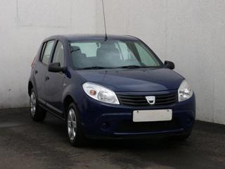 Dacia Sandero 1.2i hatchback LPG + benzin