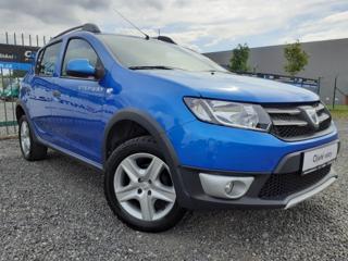 Dacia Sandero 0.9 TCe, STEPWAY, NAVI hatchback benzin