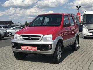 Daihatsu Terios 1.3 4x4 MPV benzin