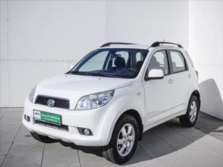 Daihatsu Terios 1,5 i LPG 4x4 Klima SUV LPG + benzin