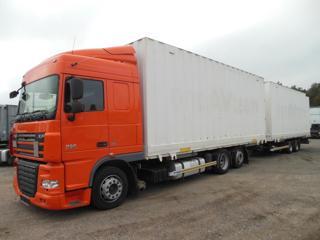 DAF 105.460 EEV, BDF, Jumbo pro přepravu kontejnerů
