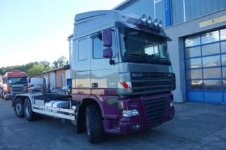 DAF XF105460 VDL 6x2 HNK pro přepravu kontejnerů