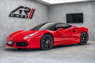 Ferrari 488 GTB, LEDs karbon, JBL, lift  OV kupé benzin