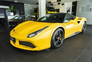 Ferrari 488 3,9 GTB Coupé DCT / TOP STAV  IHNED kupé benzin