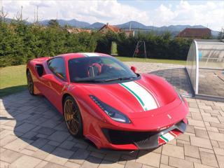 Ferrari 488 Pista coupe, livery piloti kupé benzin
