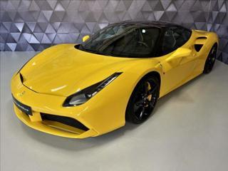 Ferrari 488 3.9 V8 Sport kupé benzin