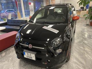 Fiat 500 elektro hatchback elektro