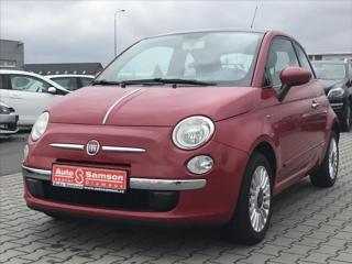 Fiat 500 1,2 i 51kW *AUTOKLIMA* hatchback benzin